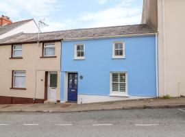 Llety, hotel in Fishguard