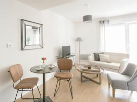 Zenao Appart'hôtel Mulhouse, serviced apartment in Mulhouse