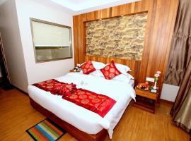 Gemsy Hotel, hotel in Yangon