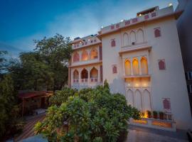 Hotel H R Palace, hotel in Jaipur