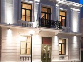 Chandax luxury villa, hotel with jacuzzis in Heraklio Town