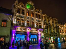 Boutique Hotel Slávia, hotel in Košice