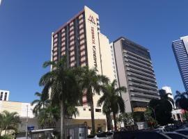 Flat no América Towers., hotel near Iguatemi Shopping Mall, Salvador