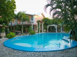 Palm Inn Hotel, hotel in Port-au-Prince