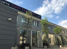 Loft Car Factory, hostel in Warsaw