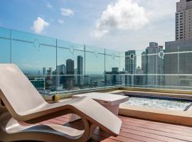 Irresistible City Center QuartierHomeSuites, apartment in Panama City