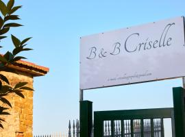 Criselle, beach hotel in Agropoli