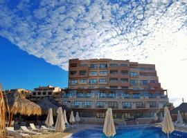 Marinaterra Hotel & Spa, hotel en San Carlos