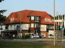 Hotel & Restaurant Dortmunder Eck, hotel near Pedestrian Area Detmold, Horn-Bad Meinberg