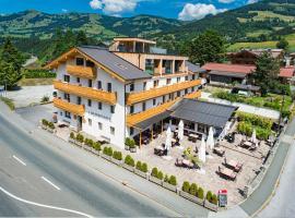 Lifesport Hotel Hechenmoos, hotel in Aurach bei Kitzbuhel