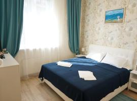 Apartment on Smolnaya 44/1, hotel near Khimki Basketball Centre, Moscow