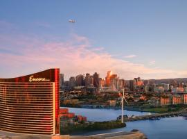 Encore Boston Harbor, отель в Бостоне