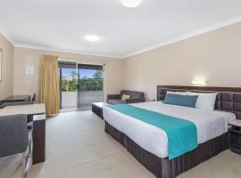 Comfort Inn North Brisbane, отель в Брисбене
