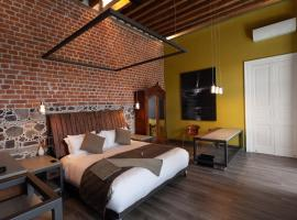 Mumedi Design Hotel, hotel in Mexico City