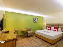 ZEN Rooms Sun Star Manila, hotel malapit sa Intramuros, Maynila