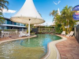 Comfort Inn All Seasons, hotel near Ballina Byron Gateway Airport - BNK,