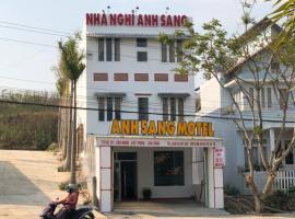 Nhà Nghỉ Anh Sang, hotel near Lien Khuong Airport - DLI,