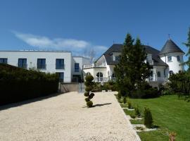 Villa Casamia - Übernachtung, hotel i Schmalkalden