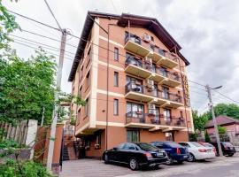 Catherine Hotel, hotel in Chişinău
