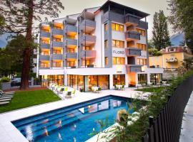 Flora Hotel & Suites, hotel in Merano