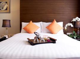 FuramaXclusive Sathorn, Bangkok, Hotel im Viertel Silom, Bangkok
