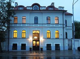 Art Hotel Moon Garden, hotel in Vilnius