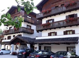 Hotel Principe, отель в Кортина-д'Ампеццо