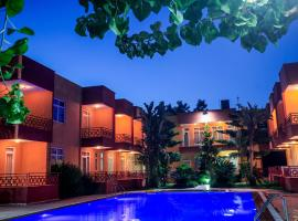 Camyuva Motel, отель в Кеме