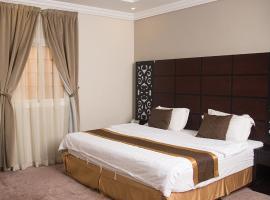 City Center Plaza Aparthotel, hotel em Jeddah
