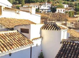Suites Casa Cuesta del Agua, apartment in Granada