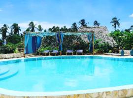 Lucrezia's Garden Zanzibar, hotel in Pwani Mchangani