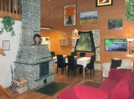 Holiday Home Levilinna, vacation home in Sirkka