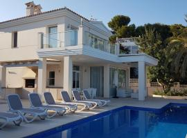 Villa La Katherine, cottage in Calpe