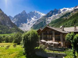 Auberge De La Maison, hotel near Skyway Monte Bianco, Courmayeur
