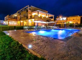 Abbaidda Hotel, hotel in Valledoria