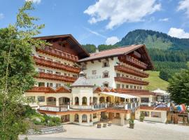 Hotel Singer – Relais & Châteaux, Hotel in Berwang