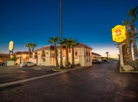 National 9 Inn, hotel in Buttonwillow