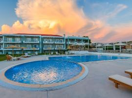 Blue Sea Hotel, hotel near Archaeological Museum of Nikopolis, Kanali