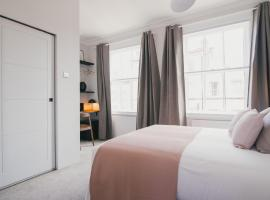 D8 - Shoreditch, bed and breakfast en Londres