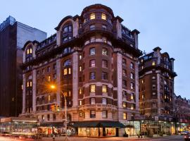Hotel Belleclaire Central Park, hotel in Upper West Side, New York