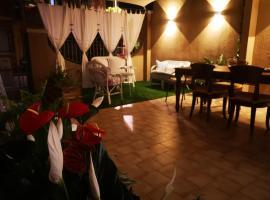 Domu Ajaju Guest House, guest house in Villasimius