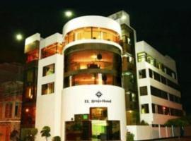 Hotel El Brujo La Merced, hotel en Trujillo
