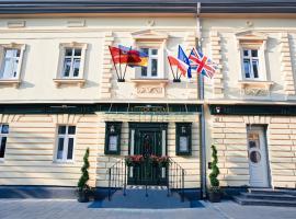Sherlock Holmes Boutique Hotel, hotel near The Palace of Biesyadetskikh, Lviv