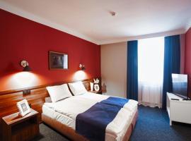 Sherlock Holmes Boutique Hotel: Lviv'de bir otel