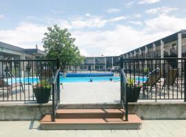Oasis Inn, motel in Kelowna