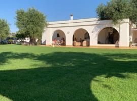 L'Ulivo Bed and Breakfast, golf hotel in Savelletri di Fasano