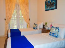 Ayana Beach Garden, отель в Негомбо