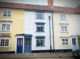 No. 10 Bridewell Cottage, hotel in Bury Saint Edmunds