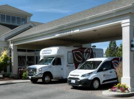 Hilton Garden Inn Spokane Airport, hotel near Spokane International Airport - GEG,