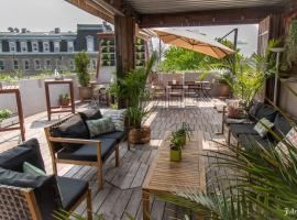 Auberge du Plateau-Mont-Royal, budget hotel in Montreal